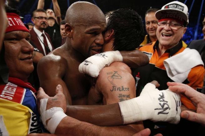 Tyson: 'Esperamos cinco años para esto...'