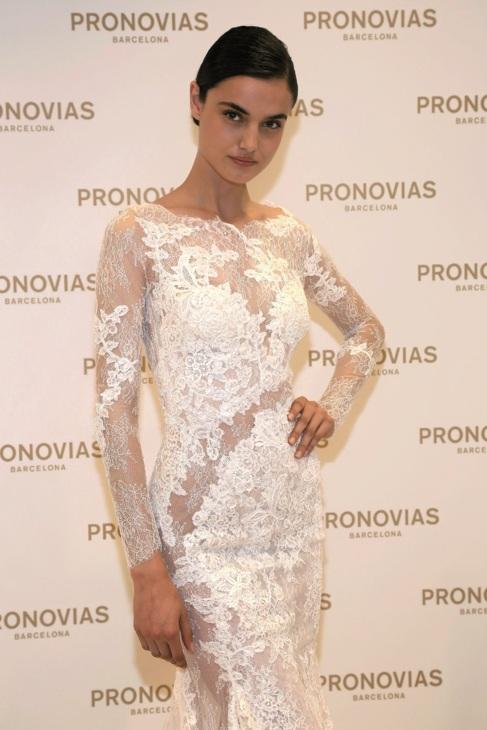 el vestido de novia ideal de blanca padilla | moda | el mundo