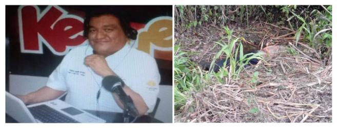 Armando Saldaña Morales, de 53 años de edad, quien apareció sin...