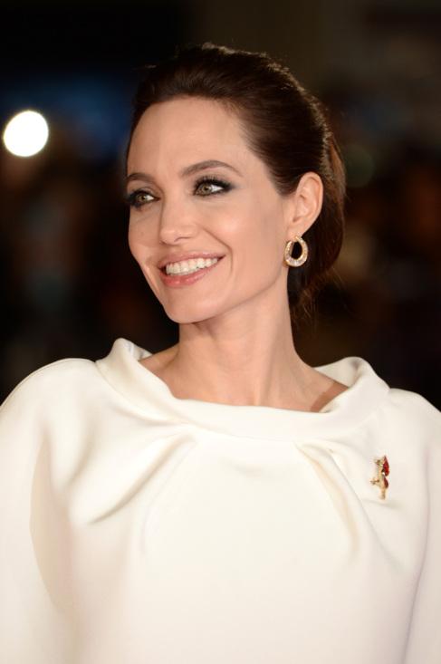 Angelina Jolie decidió extirparse los ovarios para evitar este tipo...