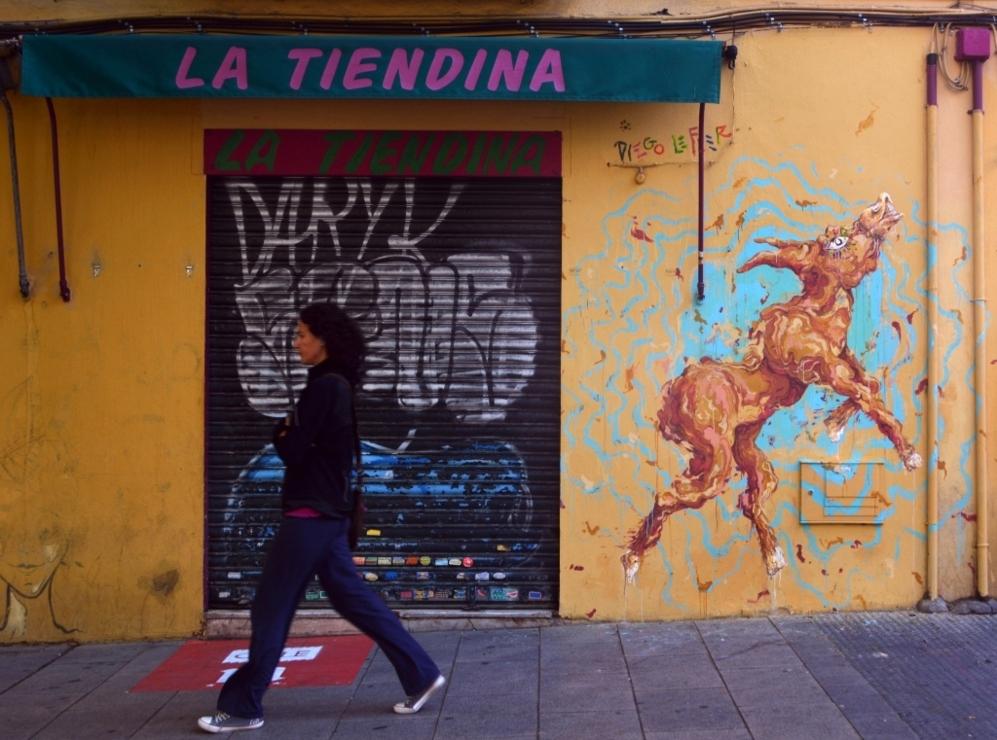 La Tiendina, de Diego Le Fer