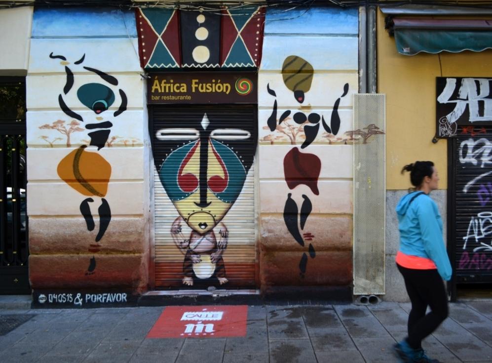 El restaurante África Fusión, después de la intervención de Alto &...