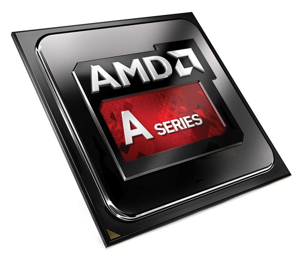 <STRONG>ORDENADORES. PARA LA FAMILIA (AMD A-series)</strong>. Una de las grandes apuestas estratégicas de AMD fue la compra del gigante de tarjetas gráficas ATI en 2006. Hoy sus procesadores son el resultado de esa fusión. La empresa tiene en la gama A una propuesta para equipos sobremesa y portátiles que combina procesador y gráficos con suficiente calidad para jugadores ocasionales. Es el procesador que podría utilizar, por ejemplo, el equipo sobremesa de una familia en la que los diferentes miembros de la casa tengan diferentes necesidades informáticas. Hay varios modelos de la serie A dependiendo de las necesidades gráficas. Los más potentes tienen cuatro núcleos de CPU y hasta 8 de GPU (el procesador centrado en tareas gráficas).