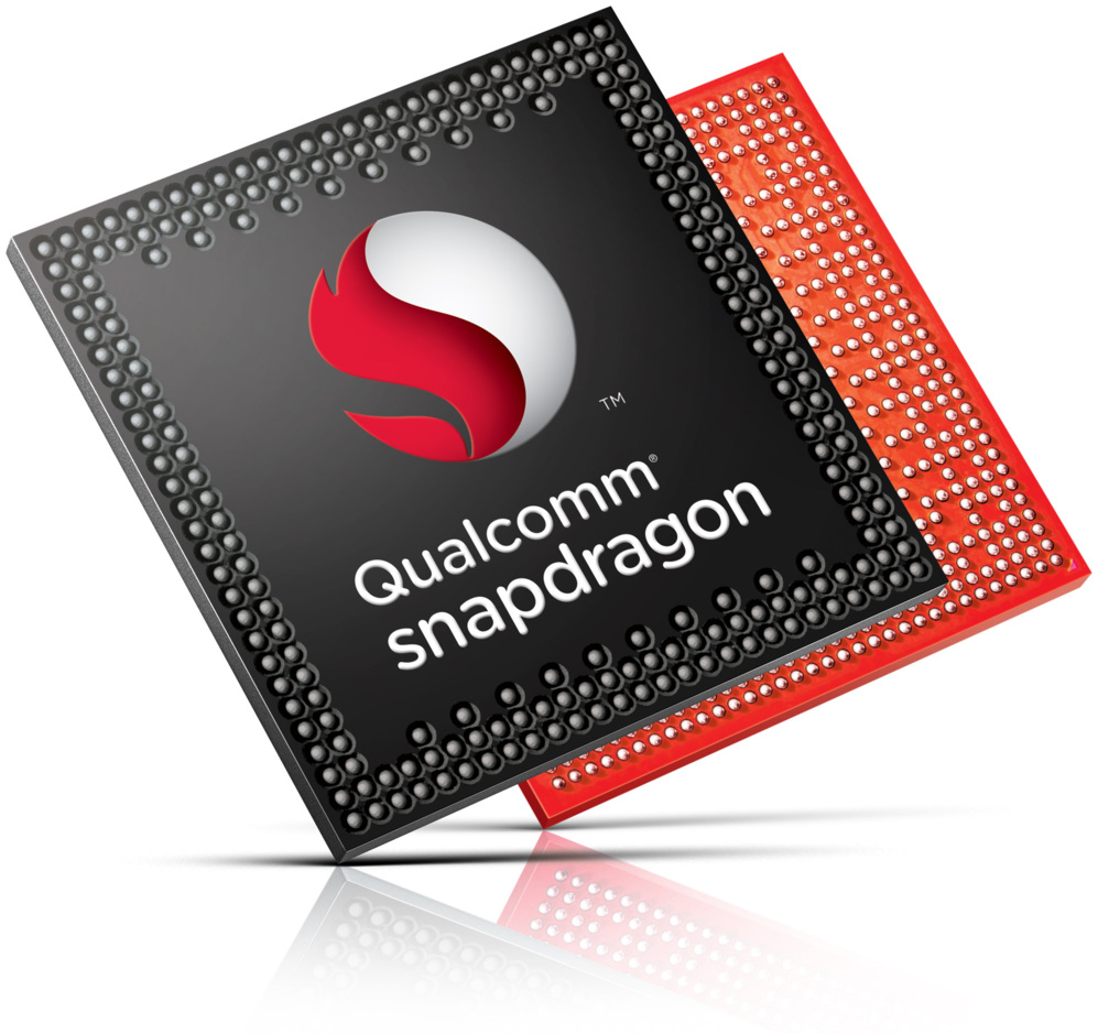<STRONG>MÓVILES. SOLUCIÓN TOTAL (Qualcomm Snapdragon)</strong>. El fabricante de San Diego es el proveedor habitual de las marcas de telefonía móvil. Su gama Snapdragon está formada por tres familias: 400, 600 y 800, segmentada de acuerdo a la potencia gráfica y de cálculo. Es por lo general la alternativa más utilizada por los terminales de gama alta. El último LG G4, por ejemplo, equipa la versión más avanzada, el Snapdragon 808, con seis núcleos. La solución de Qualcomm es cómoda porque sus sistemas integrados incluyen procesadores gráficos y de cálculo, y también todos los elementos de comunicación necesarios, como conexión 4G, WiFi, Bluetooth, procesadores de imagen para las cámaras o controladores de carga rápida.