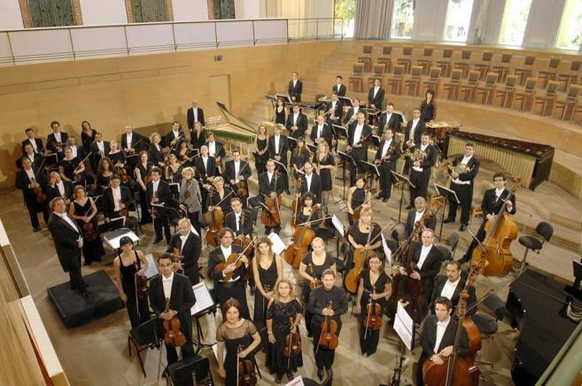 La Orquesta y Coro de la Comunidad de Madrid, preparada para actuar