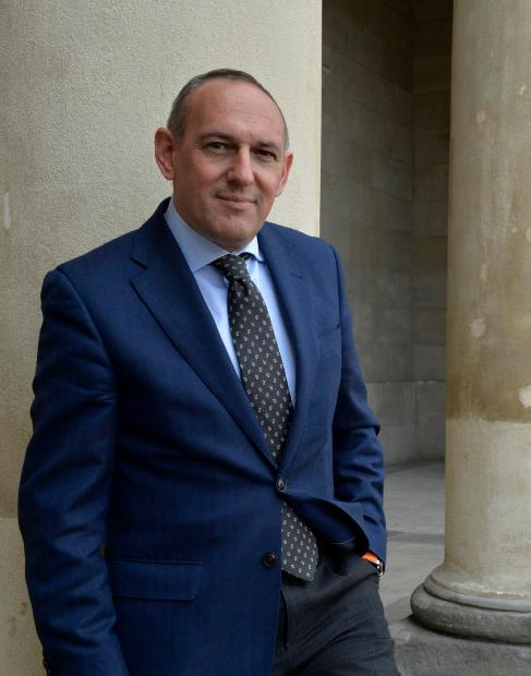Ramiro González, candidato del PNV en Álava.