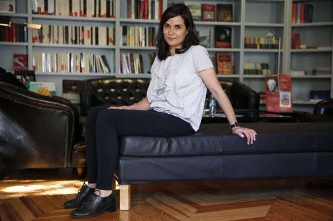 La escritora colombiana Carolina Senín.