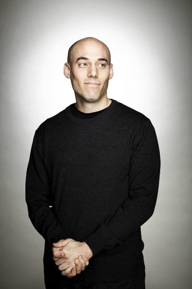 Joshua Oppenheimer fotografiado por Daniel Bergeron.