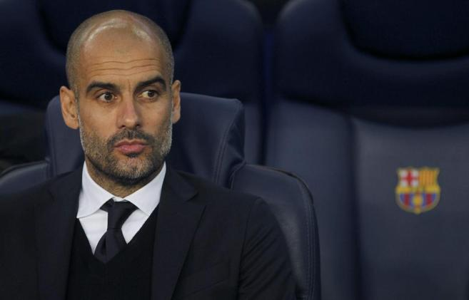 GRA616. BARCELONA. 06/05/2015.- El entrenador del Bayern de Munich,...