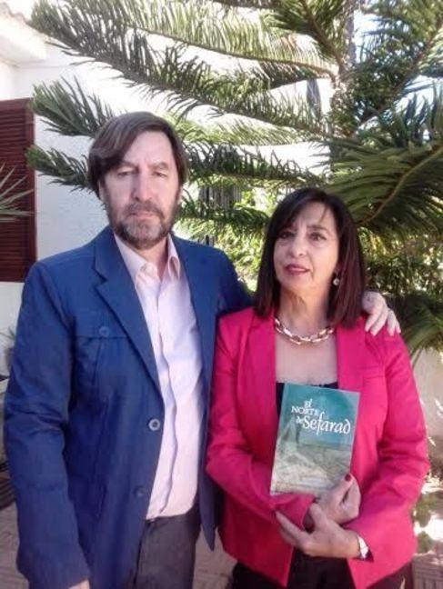 José Manuel Laureiro y Anun Barriuso, académicos y judeoconversos.