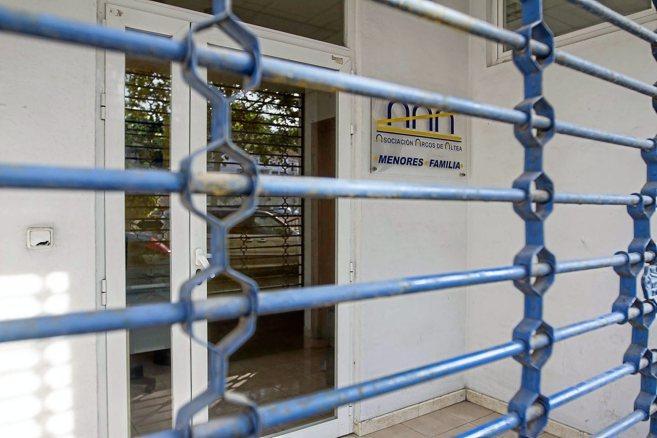 La asociación Los Arcos de Altea, uno de los centros que gestiona la...
