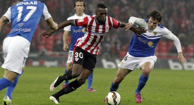 El delantero del Athletic de Bilbao ab8787c3142e9