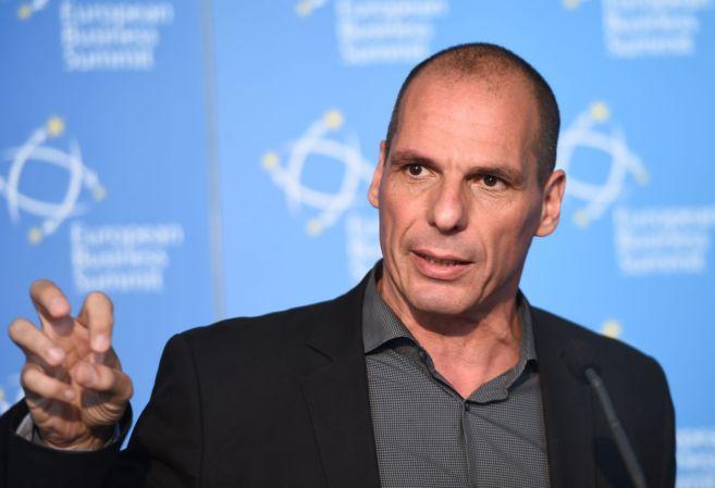 El ministro de Finanzas de Grecia, Yanis Varufakis.