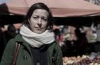 Carolin Philipp, de 35 años, lleva 5 años en Grecia y trabaja en la...
