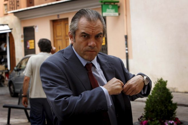 Máximo Caturla, diputado provincial y vocal en Egevasa, en una imagen...