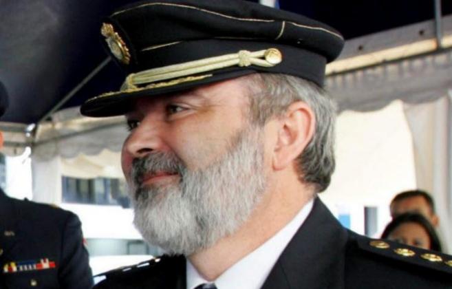 El comisario Jesús Figón en una imagen de archivo.