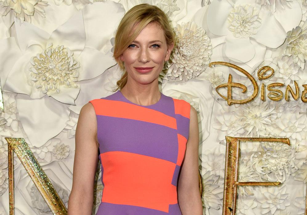 Cate Blanchett cumple 46 años. La actriz australiana se ha convertido...
