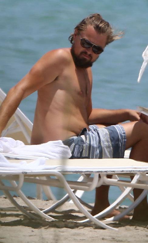 1.Leonardo DiCaprio (40): El actor estadounidense hace tiempo que se...
