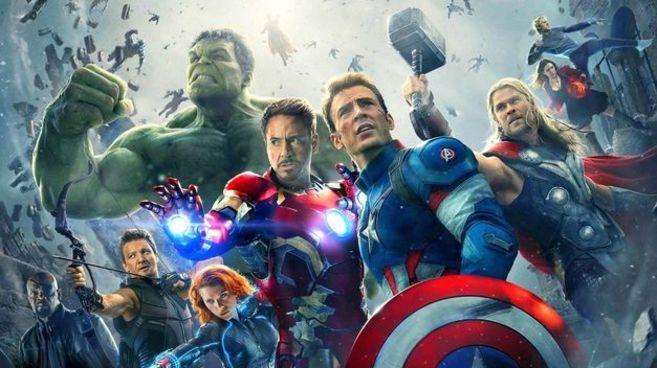 'Vengadores: La era de Ultrón' ha sido la película más vista.