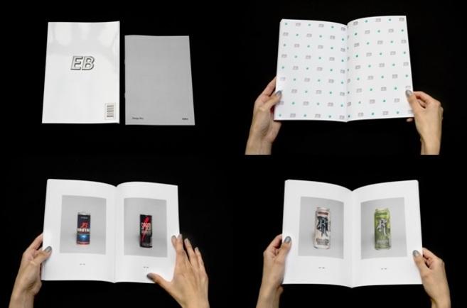 Varias páginas del libro 'Energy Boy'