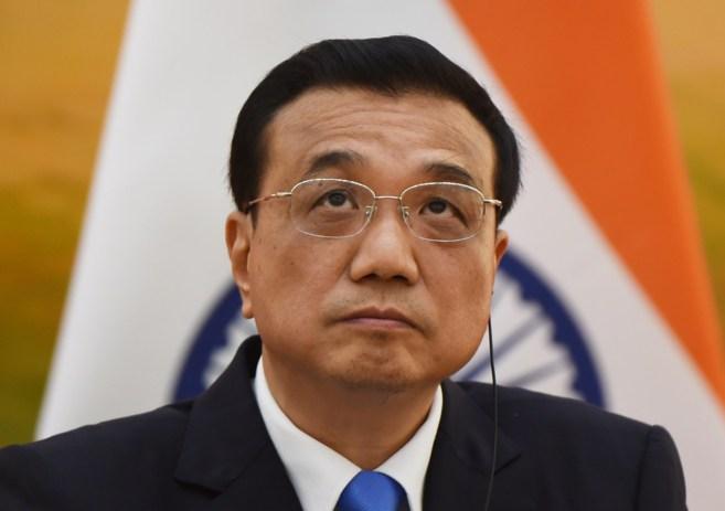 El primer ministro chino, Li Kequiang.