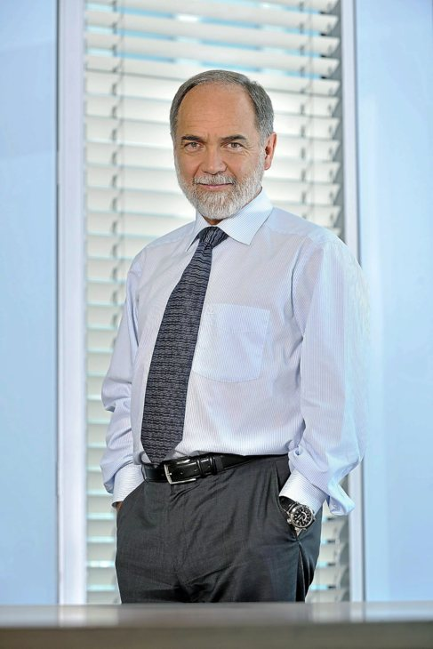El jefe científico (CTO) de Fujitsu, Joseph Reger.