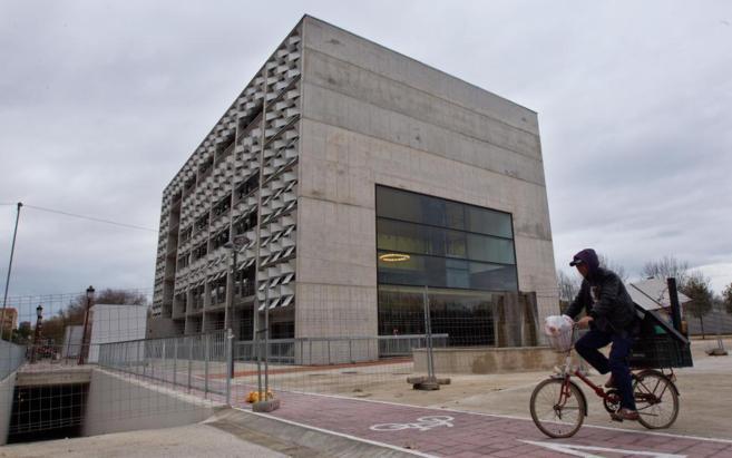 El centro cultural de la Rambleta de Valencia.