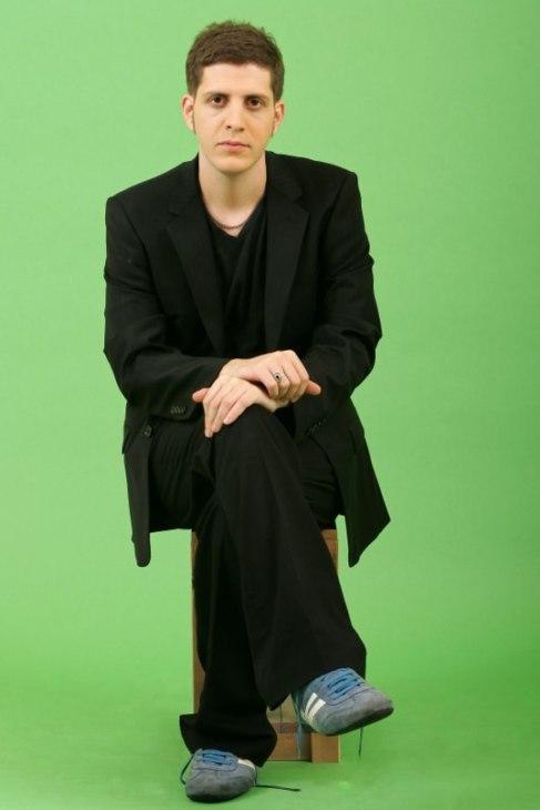 Nir Baram, autor de 'La sombra del mundo'.