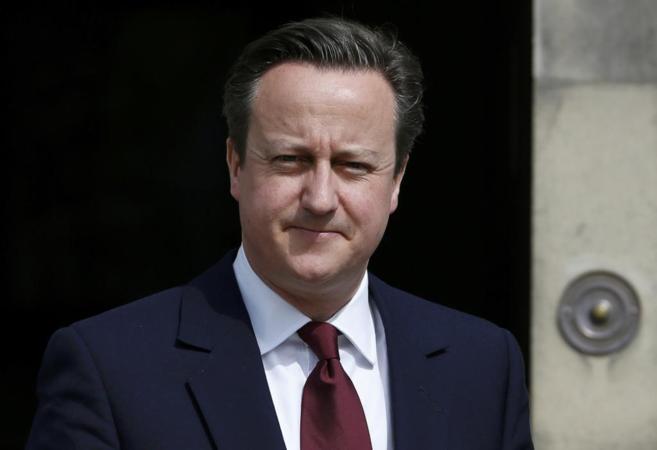 El primer ministro británico, el conservador David Cameron.