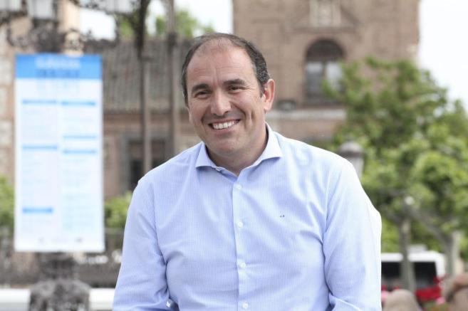 Javier Bello, alcalde de Alcalá de Henares (PP)