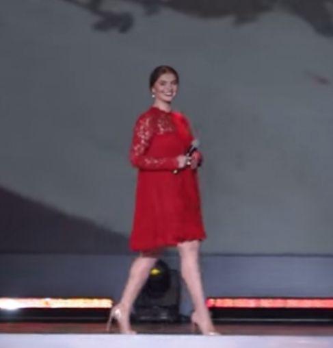 Kabaeva, en la aparición pública que ha disparado los rumores.