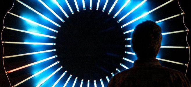 Imagen de la exposición Big Bang Data.
