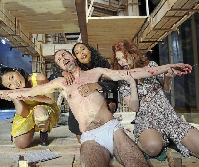 Una escena de 'Wilde', que se estrena este viernes en...
