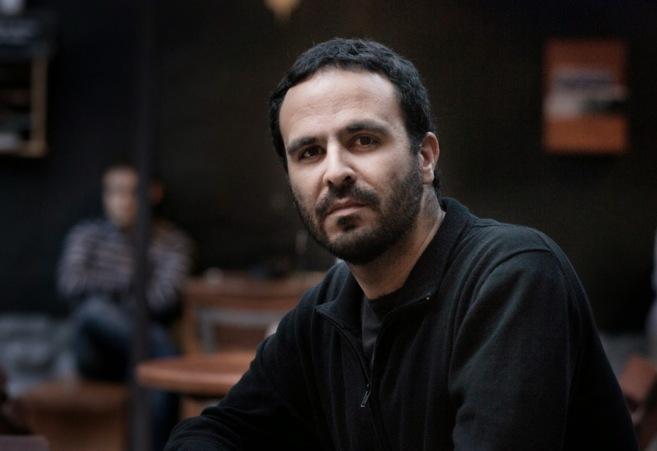 El escritor boliviano Rodrigo Hasbún.