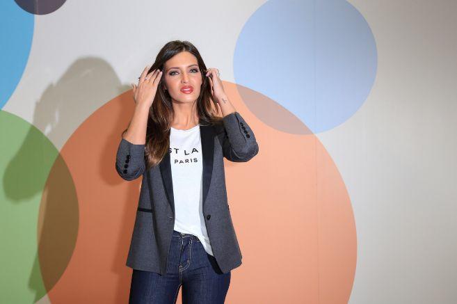 Sara Carbonero, durante la presentación de la nueva temporada de...