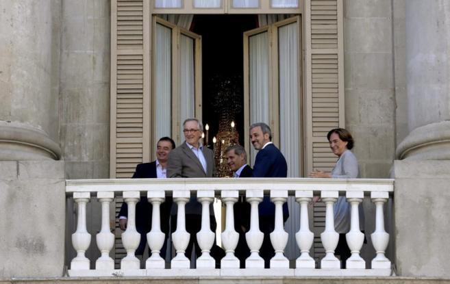 Los candidatos a la Alcaldía de Barcelona con