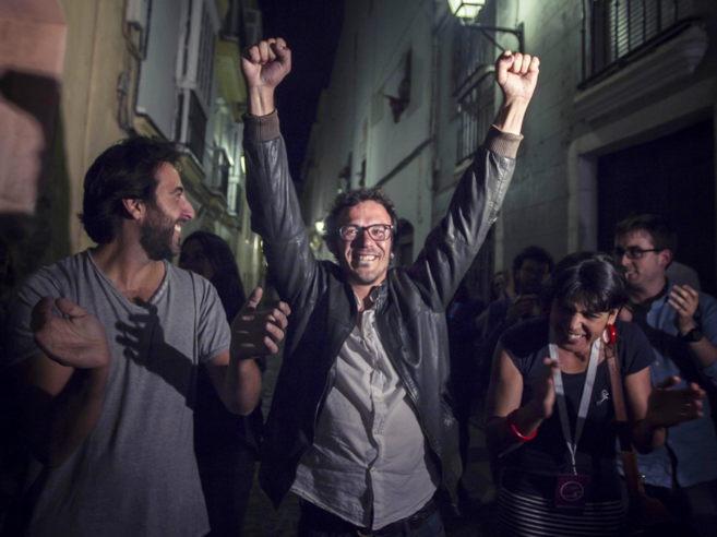 """El candidato de """"Por Cádiz si se puede"""" a la alcaldía de..."""