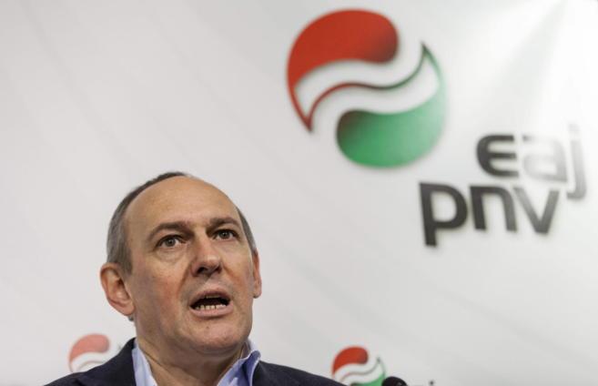 El candidato a diputado general de Álava, Ramiro González.