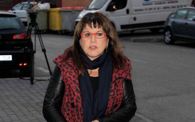 La actriz Loles León, hace unos meses en Madrid.