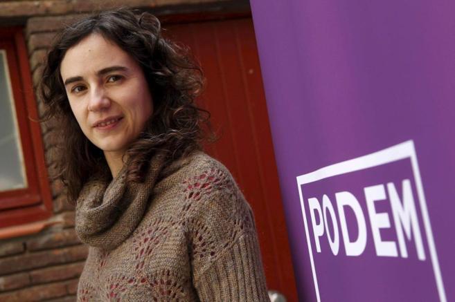 Gemma Ubasart, de Podemos