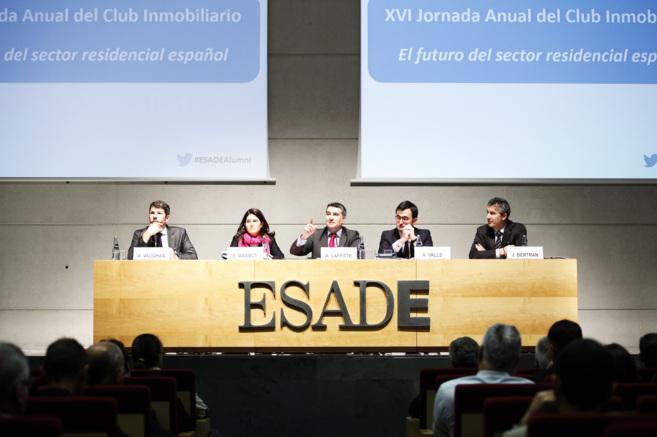 Imagen de la XVI Jornada Anual del Club Inmobiliario ESADE Alumni.