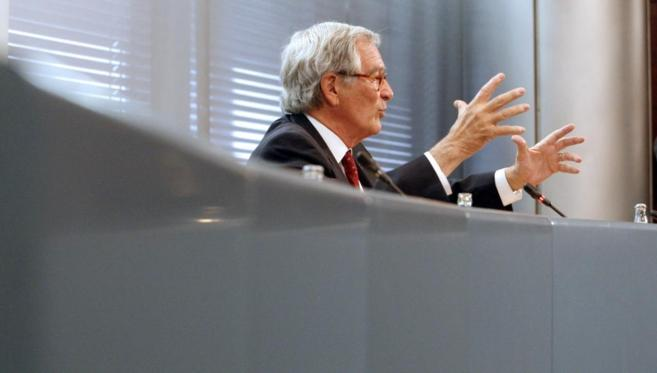 El alcalde en funciones de Barcelona, Xavier Trias.
