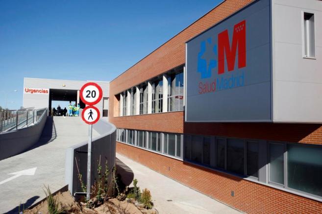 Departamento de Urgencias del Hospital Príncipe de Asturias de...
