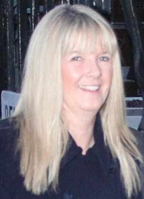 Alison Sharland, una de las mujeres que reclama la fortuna de su ex.