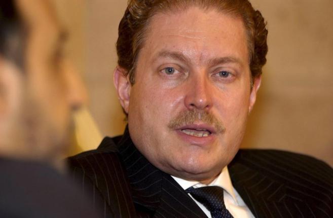 El ex embajador de España en Finlandia Marcos Vega Gómez.