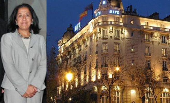 Lubna Olayan, la nueva dueña del Ritz de Madrid