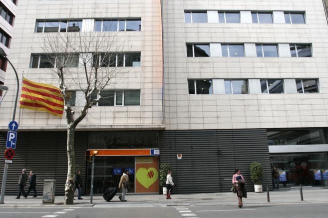 Sede central de CDC, en la calle Córcega
