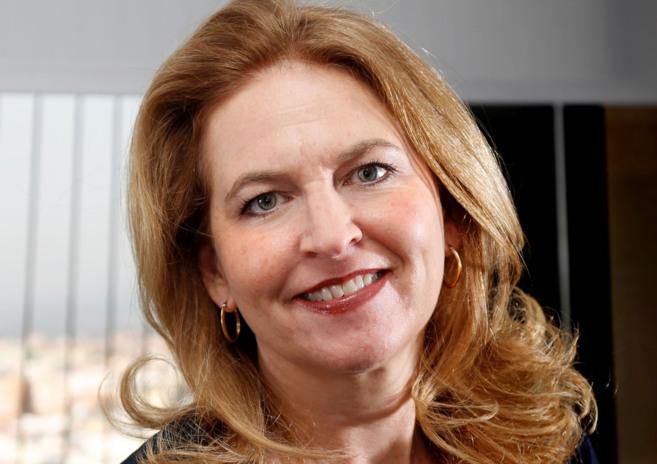 Sarah Harmon, responsable de Linkedin en España y Portugal.