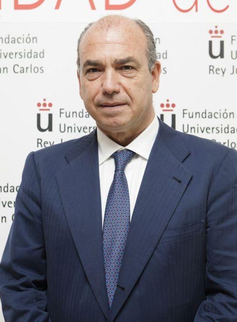 Isaac Querub, presidente de la Federación de Comunidades Judías de...