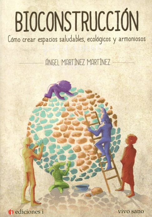 Portada del libro publicado por el arquitecto Ángel Martínez.